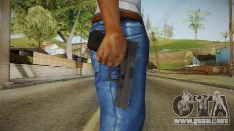 Glock 18 para GTA San Andreas tercera pantalla