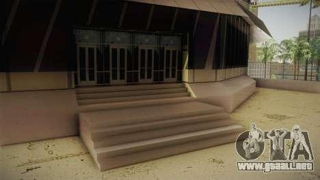 LS_Capitol Registros Edificio v2 para GTA San Andreas sucesivamente de pantalla