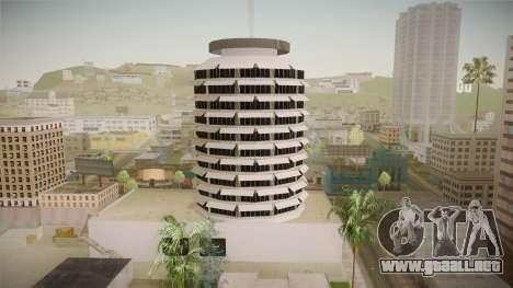 LS_Capitol Registros Edificio v2 para GTA San Andreas