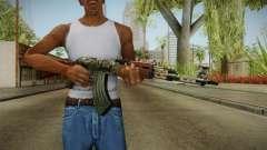 CF AK-47 v2 para GTA San Andreas