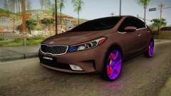 Kia Cerato Eccentric para GTA San Andreas