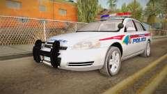 Chevrolet Impala 2006 YRP para GTA San Andreas