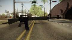 COD Advanced Warfare M16 para GTA San Andreas
