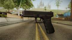Glock 17 3 Dot Sight para GTA San Andreas