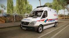 Mecerdes-Benz Sprinter YRP para GTA San Andreas
