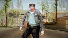 Driver PL Police Officer v1 para GTA San Andreas