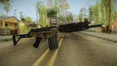 DSA FAL Camo Variant para GTA San Andreas