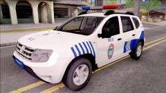 Renault Duster Turkish Police Patrol Car para GTA San Andreas