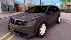Dodge Journey 2009 para GTA San Andreas