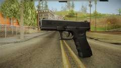 Glock 21 3 Dot Sight White para GTA San Andreas