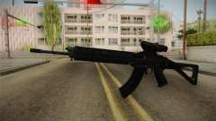 SIG-556XI Assault Rifle para GTA San Andreas