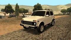 Lada Niva Urban Armenian para GTA San Andreas