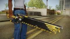W40K: Deathwatch Chain Sword v2 para GTA San Andreas