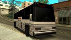 New Coach MFR Tuning 4X4 para GTA San Andreas