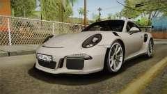 Porsche 911 GT3 RS 2015 para GTA San Andreas