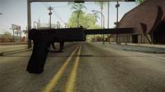 Glock 21 3 Dot Sight with Long Barrel para GTA San Andreas