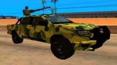 Chevrolet S10 para GTA San Andreas