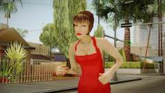 Ms. Phillips Date from Bully Scholarship para GTA San Andreas