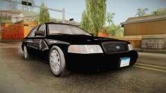 Ford Crown Victoria PI Stealth YRP para GTA San Andreas