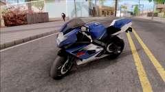 Suzuki GSX-R para GTA San Andreas