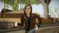 Beyond Two Souls - Jodie Holmes Asylum Outfit para GTA San Andreas