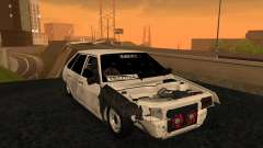 VAZ-2109БК para GTA San Andreas