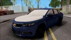 Chevrolet Impala LS 2017 para GTA San Andreas