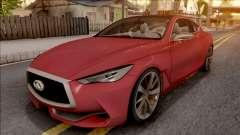 Infiniti Q60 para GTA San Andreas