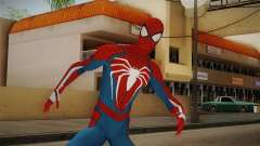 Spider-Man E3 PS4 Skin para GTA San Andreas