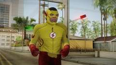 The Flash - Kid Flash para GTA San Andreas
