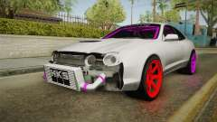 Toyota Celica GT Drift Monster Energy para GTA San Andreas