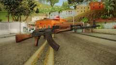 AKM Assault Rifle v1 para GTA San Andreas