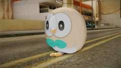Pokémon SM - Rowlet para GTA San Andreas
