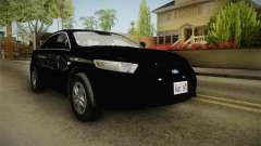 Ford Taurus Stealth 2016 YRP para GTA San Andreas