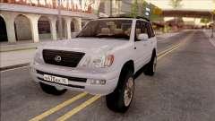 Lexus LX470 2003 para GTA San Andreas