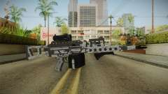 GTA 5 Gunrunning MP5 para GTA San Andreas