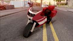 FCR900 XR Adventure para GTA San Andreas