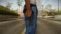Glock 17 Blank Sight para GTA San Andreas