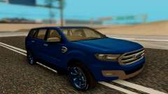 Ford Everest 2017 para GTA San Andreas