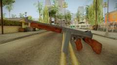 Thompson M1A1 para GTA San Andreas