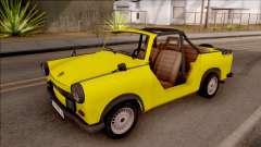 Trabant 601 Kübelwagen para GTA San Andreas