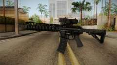 MK18 from MOH: Warfighter para GTA San Andreas