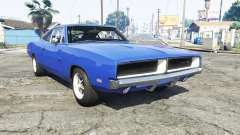 Dodge Charger RT (XS29) 1969 v1.2 [add-on] para GTA 5