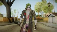 Joker from Injustice 2 para GTA San Andreas