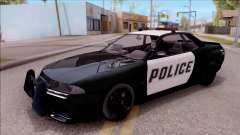 GTA V Annis Elegy Retro Interceptor para GTA San Andreas