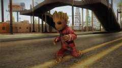 Marvel Future Fight - Groot (GOTG Vol. 2) para GTA San Andreas