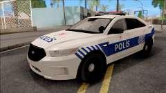 Ford Taurus Turkish Security Police para GTA San Andreas