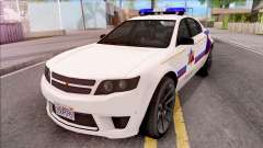Cheval Fugitive Hometown PD 2012 para GTA San Andreas