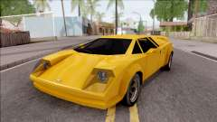 Infernus 1986 para GTA San Andreas