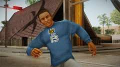 Bo Jackson from Bully Scholarship para GTA San Andreas